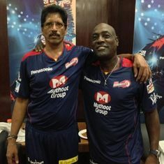 Former India fast bowler TA Sekar steps down as Director of Delhi Daredevils