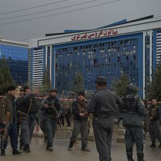 अफगानिस्तान : काबुल में इस्लामिक स्टेट का आत्मघाती हमला, नौ की मौत