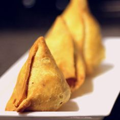 Video: As the debate around origin of Rasgulla heats up, here is a history of the humble Samosa