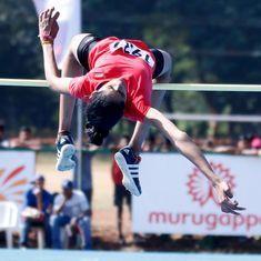 Three records broken at National Junior Athletics