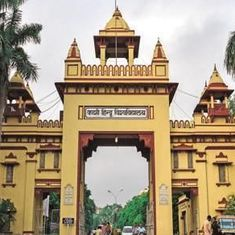 BHU students asked to write about GST in Kautilya's book, Manu's role in globalisation in exam