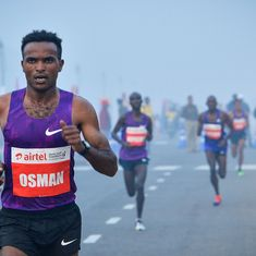 Watch: Are you running the Delhi half marathon on Sunday? Think again