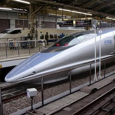 Japan railway operator apologises for 'severe inconvenience' after a train leaves 20 seconds early