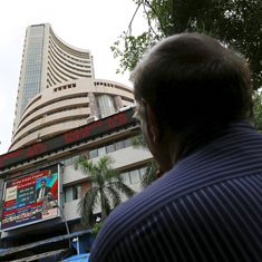 Markets close higher, buoyed by news of impending BJP victories in Gujarat and Himachal Pradesh