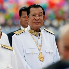In Cambodia, trials against the opposition leaders are latest in the country's eroding democracy