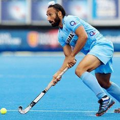 After CWG snub, Sardar, Ramandeep among 55 players named for men's hockey national camp