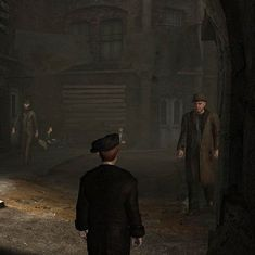 Sherlock Holmes and Jack the Ripper have often met in fiction, though only one of them is real