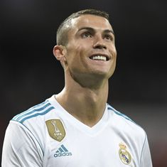 Champions League roundup: Cristiano Ronaldo brace takes Real Madrid to last 16, Liverpool held