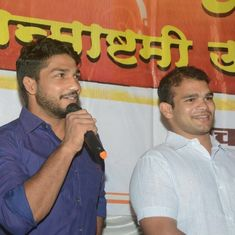Narsingh's former roommate Sandeep Yadav banned for four years after failing dope test