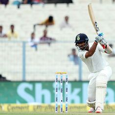 India vs Sri Lanka, 1st Test, Day 3: Pujara gone but can the tail wag?