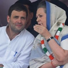'Takeover is complete': How Sonia Gandhi worked to put son Rahul firmly in charge of the Congress
