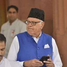 Farooq Abdullah claims Centre ordered Balakot air strike to gain edge ahead of elections