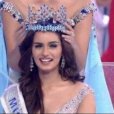 भारत की मानुषी छिल्लर 2017 की मिस वर्ल्ड बनीं