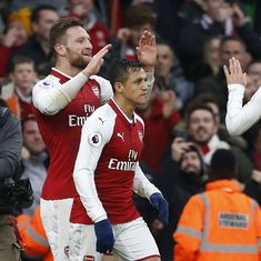 Premier League: Arsenal grab North London bragging rights, City and Chelsea record easy wins