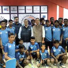 I would certainly love to see India and Pakistan playing, says FIH president Narinder Batra
