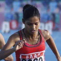 Athletics: Adish Ghildiyal, Seema headline record breaking day at Junior National meet