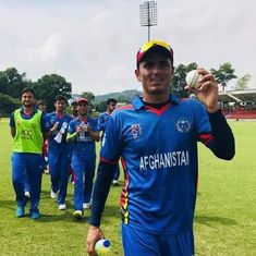 Afghanistan beat Pakistan by 185 runs to clinch maiden Under-19 Asia Cup title