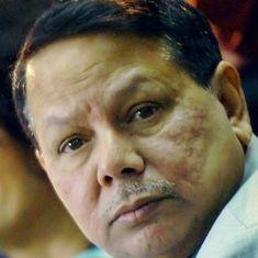 Former Union minister Priya Ranjan Dasmunsi dies at 72