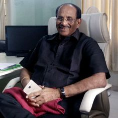 'Baahubali' writer KV Vijayendra Prasad has had a great year, and 2018 promises to be better