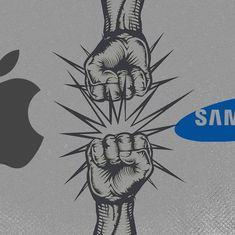 क्या एपल से मुकाबले में सैमसंग की रणनीति 'उल्टा चोर कोतवाल को डांटे' जैसी है?