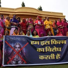 Anti-Padmavati slogans found near body of man hanging in Jaipur fort