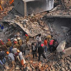 Ludhiana factory collapse: Punjab Police register FIR against unit's owner