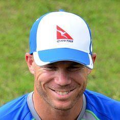 Ashes: David Warner set to play first Test despite injury scare