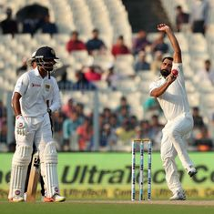 Bhuvneshwar has swing and Umesh has pace but Shami is the best mix of both