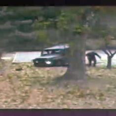 Watch: Dramatic escape of North Korean defector caught on camera