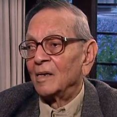 Goodbye to a citizen poet: Kunwar Narain's immaculate poems capture the thoughts of an era