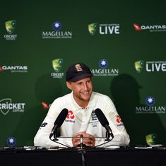 Ashes: Australia's trash talk is only putting pressure on themselves, says Joe Root