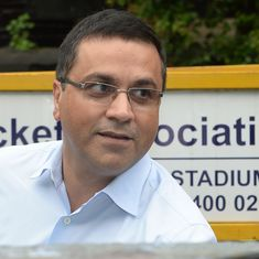 Gender counselling classes for BCCI CEO Johri expected to be done in 10 days, says Vinod Rai