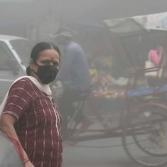 Delhi pollution worsens, air quality index nears 'severe' category