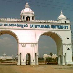 Chennai: Sathyabama University campus closed till January 2, all exams postponed after violence