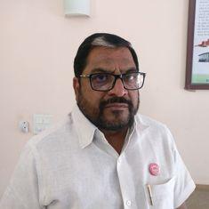 'Government has sacrificed the farmer': Farm leader Raju Shetti explains India's agrarian crisis
