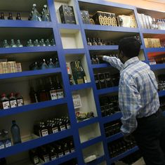 Liquor shops in Uttar Pradesh will go cashless from April: The Times of India