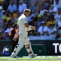 Warner central figure in ball-tampering, removes himself from Oz team WhatsApp group: Reports