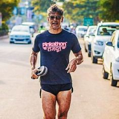 Milind Soman to host anti-smoking adventure reality show, says report