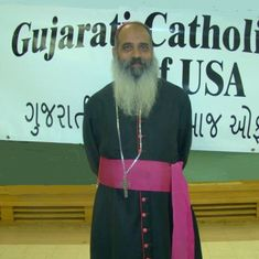 Gujarat: EC notice to archbishop for letter seeking prayers 'to save India from nationalist forces'