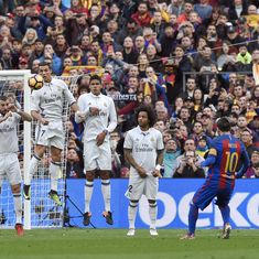 La Liga schedules season's first El Clasico at 5.30 pm IST to suit Indian television viewers