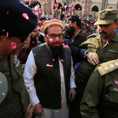 Pakistan: Jamaat-ud-Dawa chief Hafiz Saeed dares government to arrest him