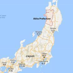 Japan: Boat carrying eight men claiming to be North Korean fishermen washes ashore