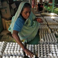 Sunny side down: Egg prices have jumped 40% this month. Blame it on low production