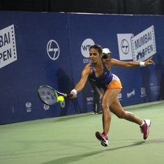 Tough draw for Indians at Mumbai Open as Thandi faces top seed while Raina plays Bhosale