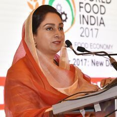 PM Modi should directly speak to protesting farmers, says SAD leader Harsimrat Kaur Badal