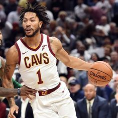 Point guard Derrick Rose leaves Cleveland Cavaliers due to personal reasons