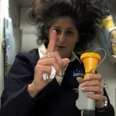 Video: How astronauts take care of their toilet business while they are in outer space
