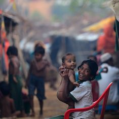 Bangladesh says Rohingya refugees who return to Myanmar will stay in camps 'for a limited time'