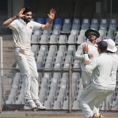 Ranji Trophy round-up: Parkar five-for helps Mumbai bowl out Tripura for 195, Delhi's Himmat shines