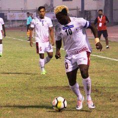 I-League kicks off: Moinuddin's last-minute strike earns draw for Minerva Punjab against Mohun Bagan